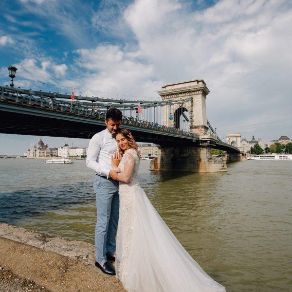 Diana & Manu | Trash the Dress – Budapesta