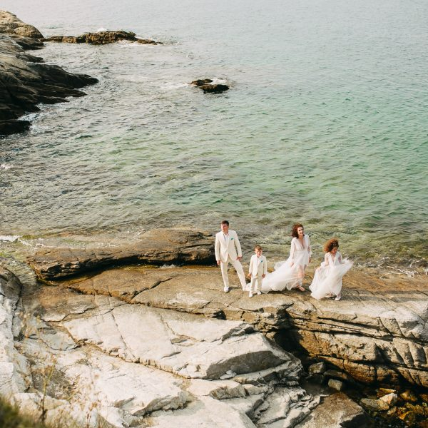 Alex & Adina | Wedding day – Thasos