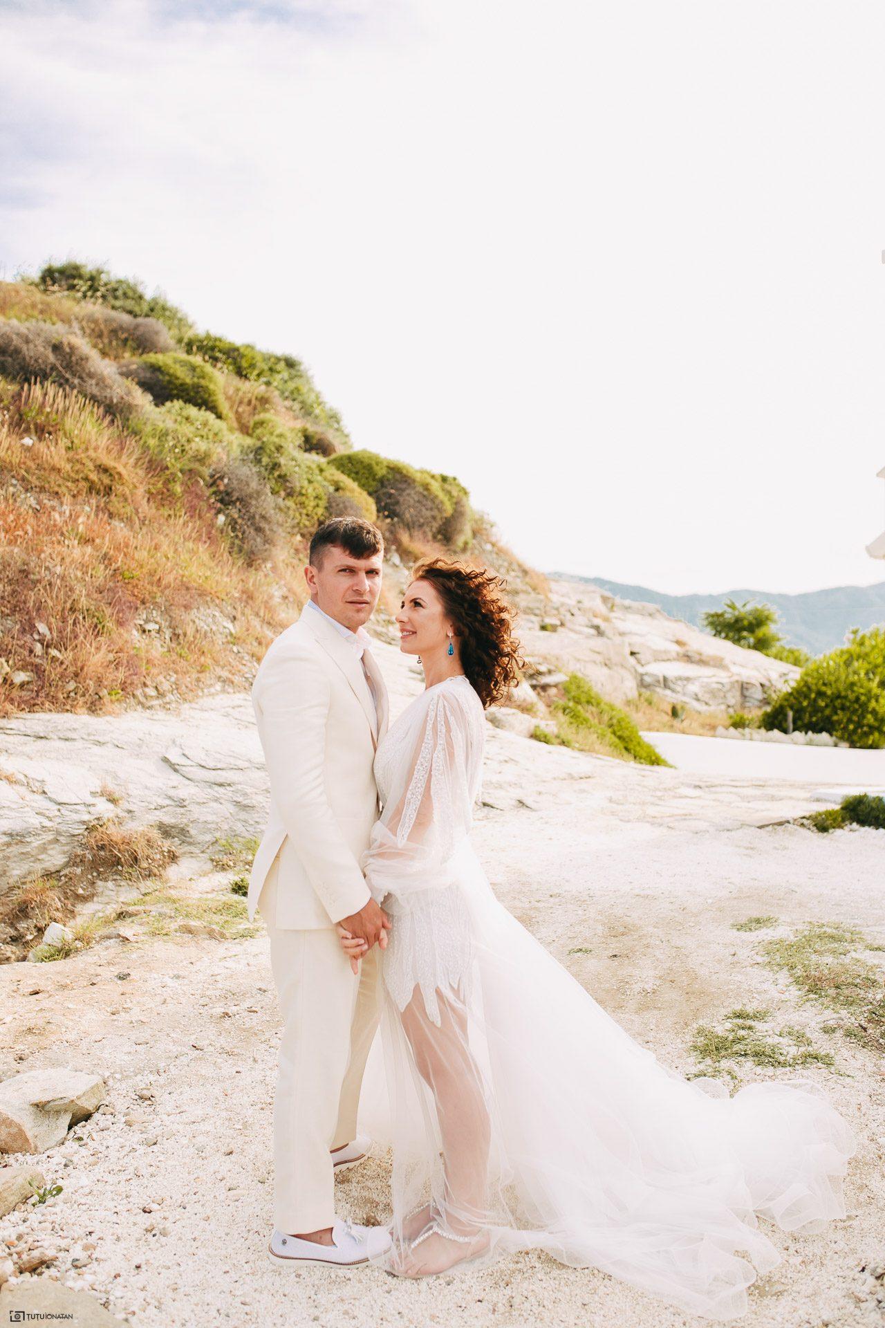 Alex & Adina | Thasos