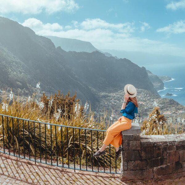 Hai o fuga in Madeira